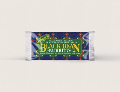 Black Bean Burrito hover image