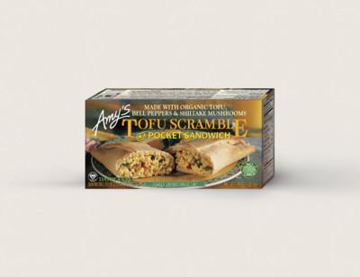Tofu Scramble in a Sandwich hover image