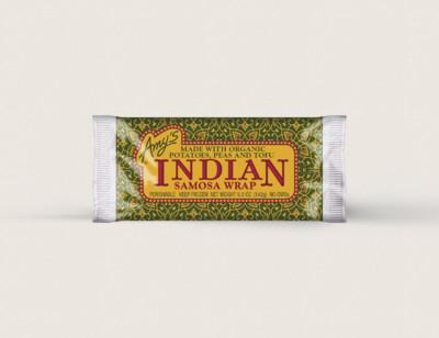 Indian Samosa Wrap hover image