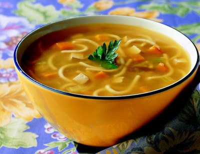No Chicken Noodle Soup standard image