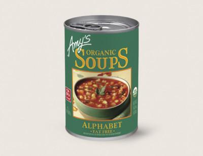 Organic Alphabet Soup hover image