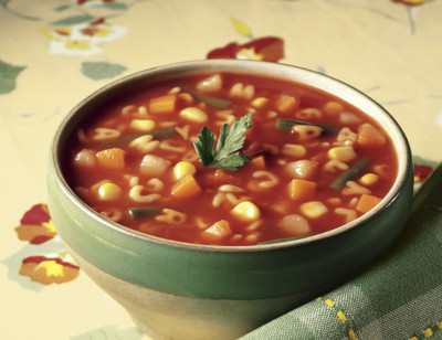 Organic Alphabet Soup standard image