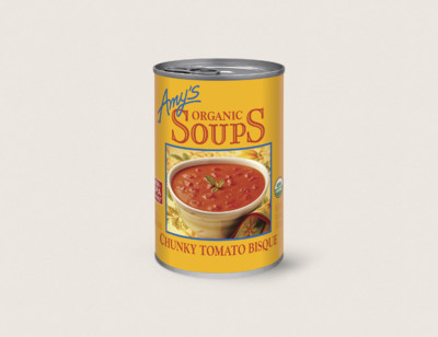 Organic Chunky Tomato Bisque hover image