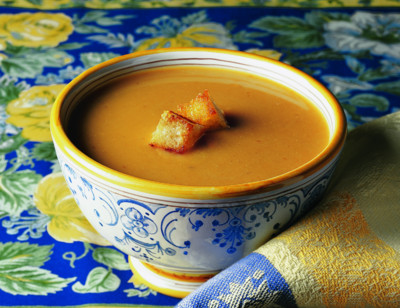 Organic Butternut Squash Soup, Light in Sodium standard image