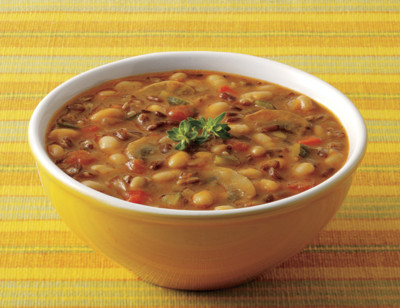 Organic Hearty French Country Vegetable Soup standard image
