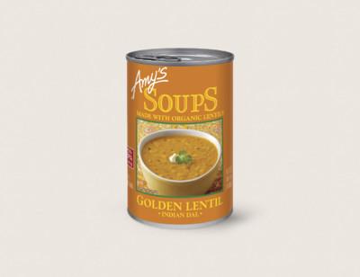 Indian Golden Lentil Soup hover image