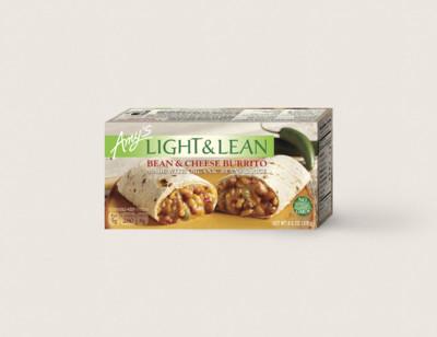 Bean & Cheese Burrito - Light & Lean hover image