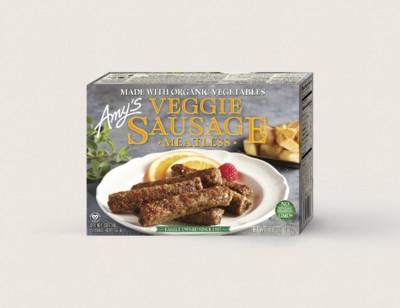 Meatless Veggie Sausages standard image
