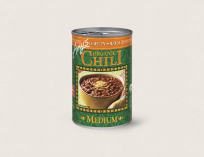 Organic Medium Chili, Light in Sodium hover image