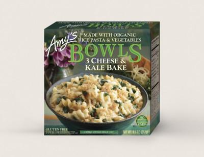 3 Cheese & Kale Bake Bowl hover image