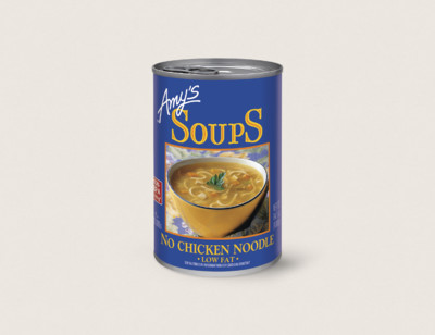 No Chicken Noodle Soup hover image