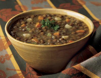 Organic Lentil Soup, Light in Sodium hover image