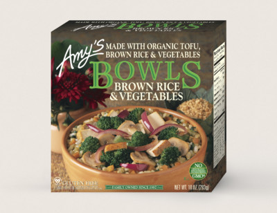 Brown Rice & Vegetables Bowl standard image