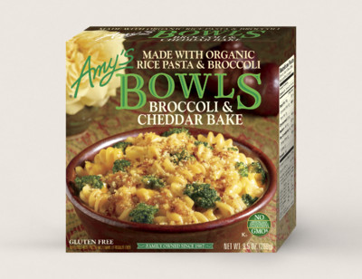 Broccoli & Cheddar Bake Bowl standard image