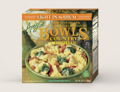 Country Cheddar Bowl, Light in Sodium standard image