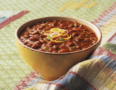 Organic Chili with Vegetables standard image