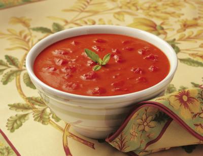 Organic Chunky Tomato Bisque standard image