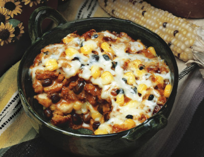 Mexican Casserole Bowl standard image