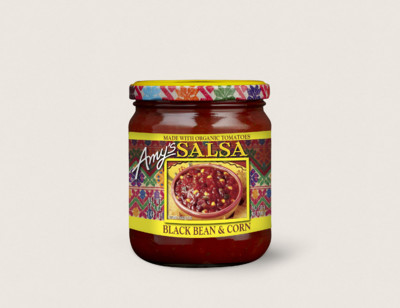 Black Bean & Corn Salsa hover image