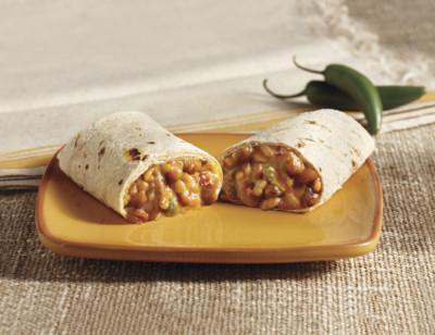 Bean & Cheese Burrito - Light & Lean standard image