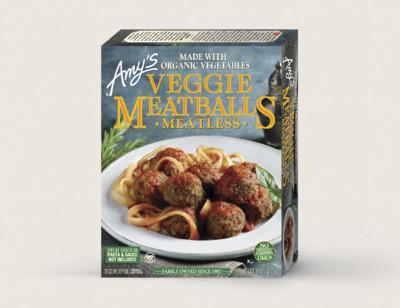 Meatless Veggie Meatballs standard image