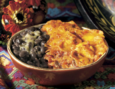 Tortilla Casserole & Black Beans Bowl hover image