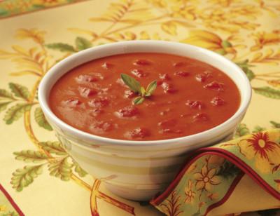 Organic Chunky Tomato Bisque, Light in Sodium standard image