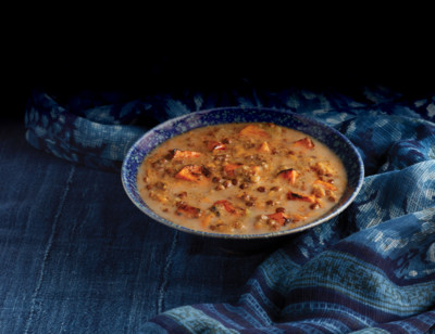 Thai Curry Sweet Potato Lentil Soup standard image