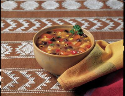 Organic Fire Roasted Southwestern Vegetable Soup standard image