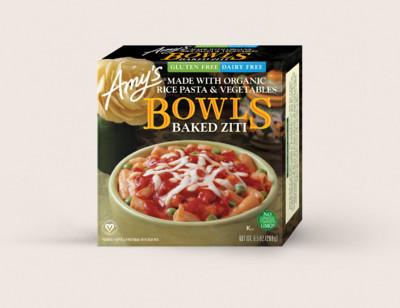 Baked Ziti Bowl, Gluten Free, Dairy Free standard image