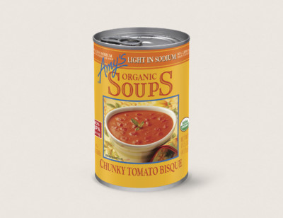 Organic Chunky Tomato Bisque, Light in Sodium hover image